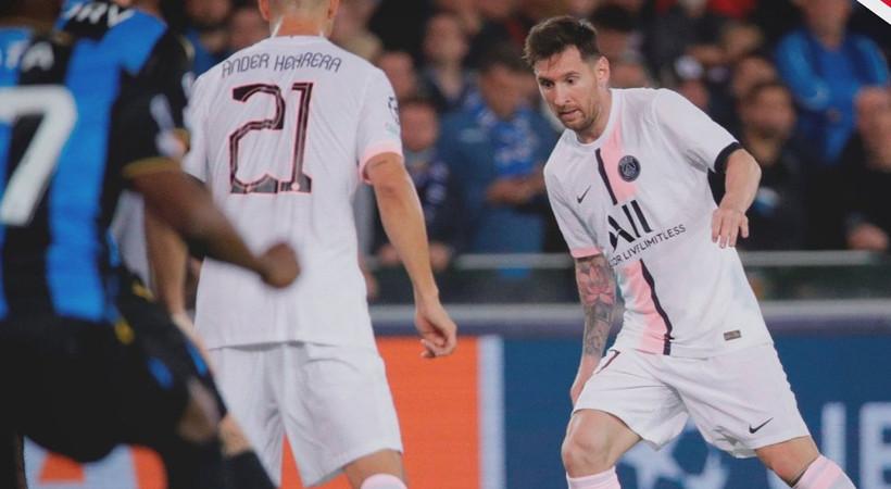 Club Brugge 1-1 PSG MAÇ ÖZETİ İZLE