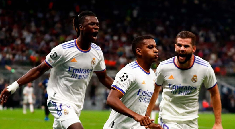 Inter 0-1 Real Madrid MAÇ ÖZETİ