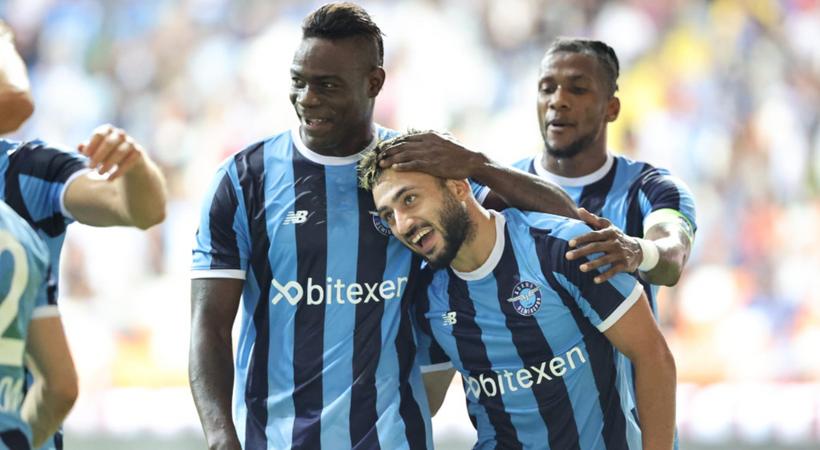 Adana Demirspor 3-1 Rizespor MAÇ ÖZETİ