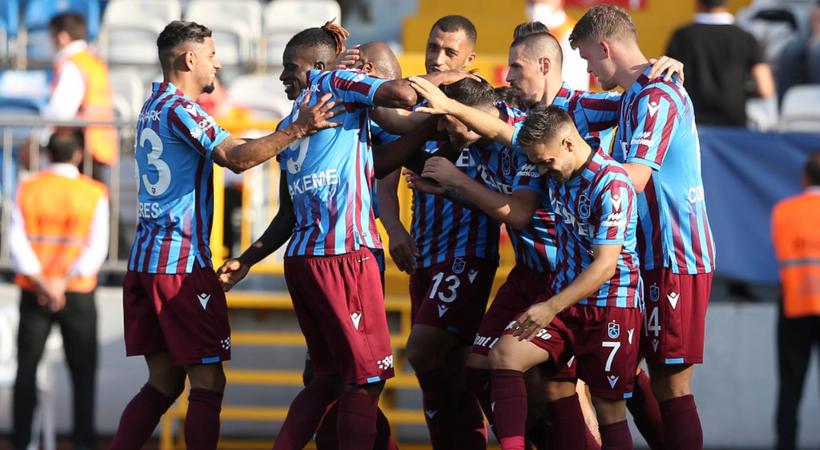 Kasımpaşa 0-1 Trabzonspor MAÇ ÖZETİ