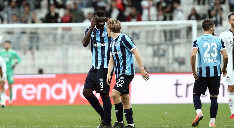 Beşiktaş 3-3 Adana Demirspor MAÇ ÖZETİ İZLE