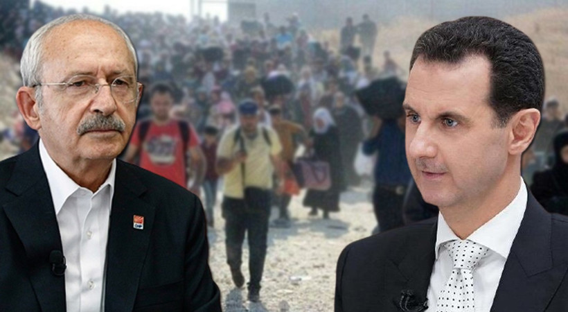 Bomba iddia... Beşar Esad, Kılıçdaroğlu'ndan ne istedi? Kılıçdaroğlu, Esad ile görüşecek mi? Barış Yarkadaş, canlı yayında, 'bilgiyi kesinleştirdim' diyerek anlattı!