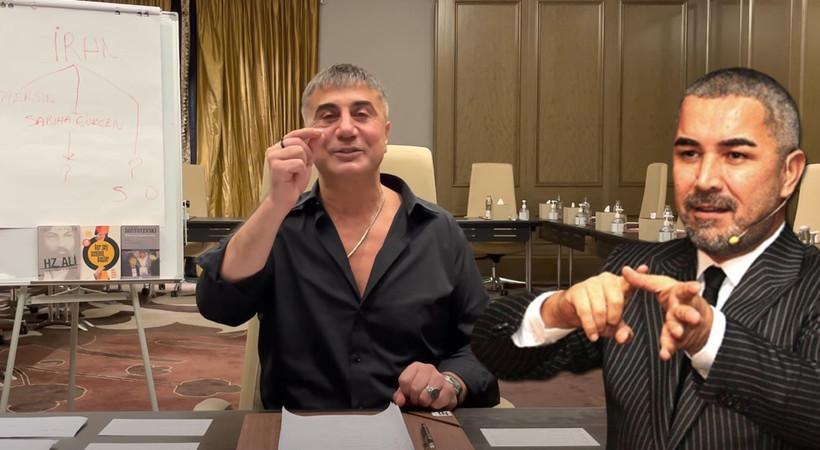 Sedat Peker'den Veyis Ateş'e: Seni uyarıyorum bu işlerden uzak dur!
