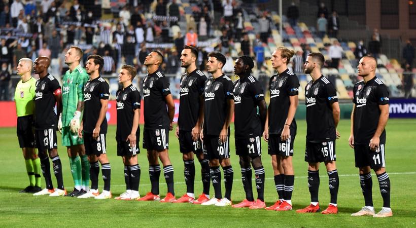 Beşiktaş'ta sakat futbolcuların sayısı 11'e yükseldi