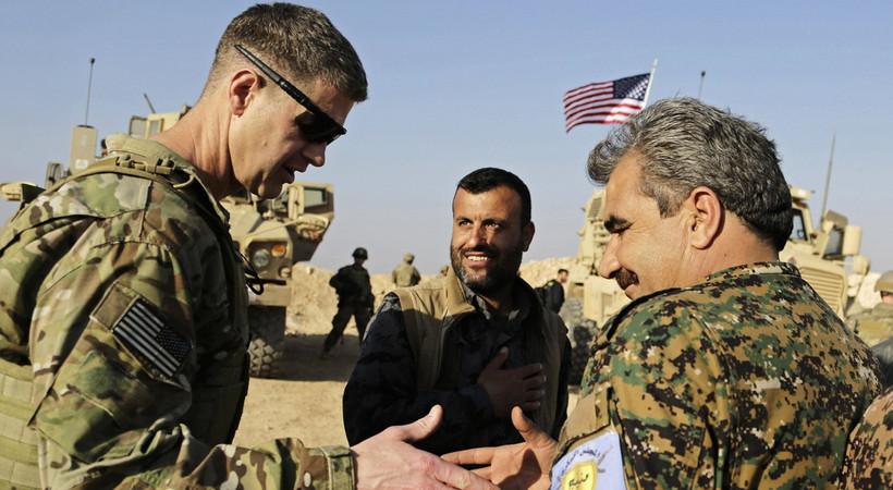 ABD'den Türkiye ile ilişkileri gerecek skandal karar! Temsilciler Meclisi onayladı! İşte ABD'nin, YPG'ye yapacağı yardımlar...