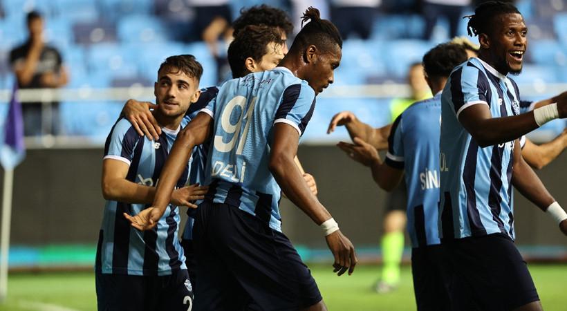 Adana Demirspor 4-0 Gaziantep FK MAÇ ÖZETİ İZLE