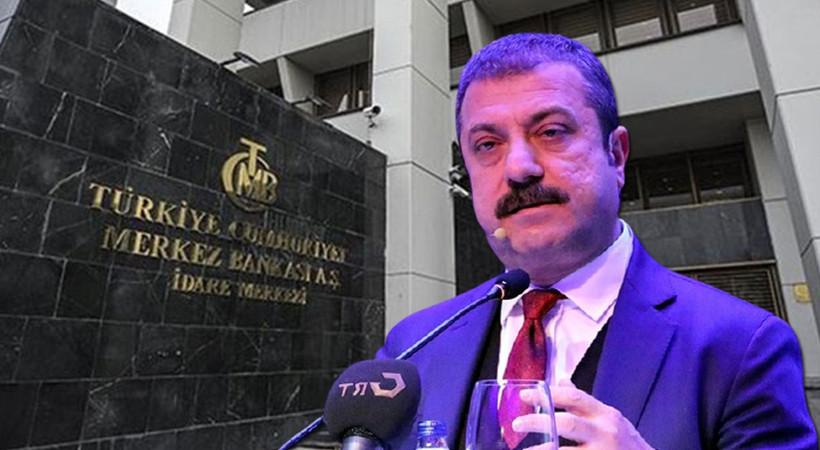 Merkez Bankası Başkanı Şahap Kavcıoğlu'ndan flaş 'dolar' ve 'faiz' açıklaması