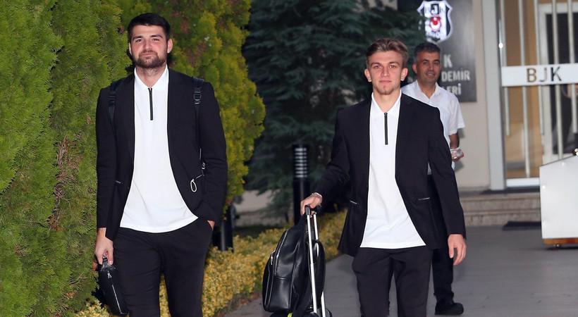Beşiktaş'ın Ajax maçı ilk 11'i belli oldu! İşte Beşiktaş'ın sakat futbolcuları