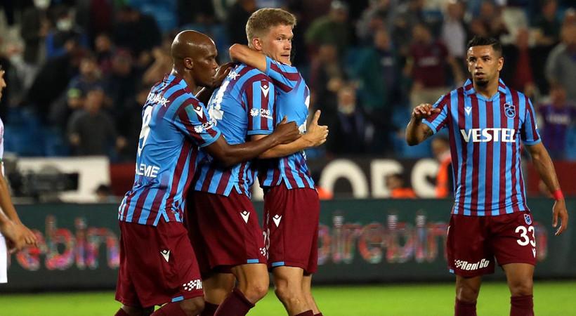 Trabzonspor 1-1 Alanyaspor MAÇ ÖZETİ İZLE
