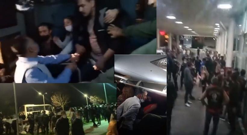 İstanbul, İzmir ve Eskişehir'de büyük operasyon! Öğrenciler gözaltına alındı