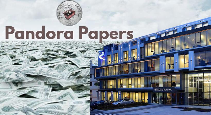 Pandora Papers'ta Türkiye'den yeni isimler... Mehmet Ali Yalçındağ, Turgay Ciner, Hüsnü Özyeğin, Mehmet Kutman,