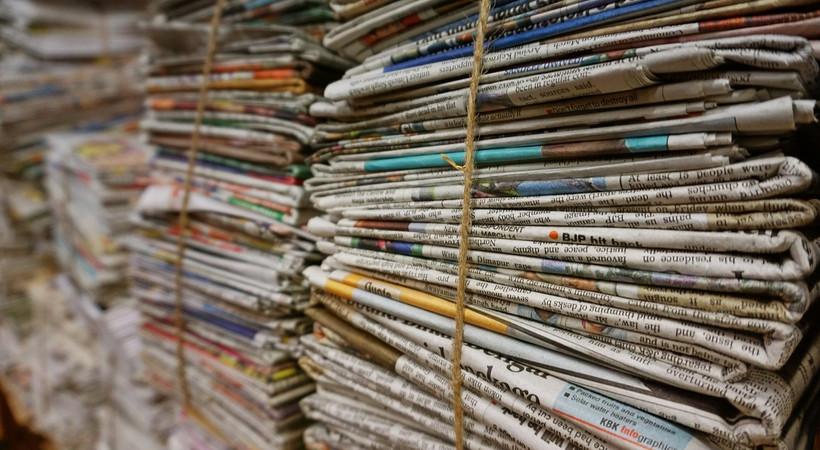 Yerel gazeteleri bitirecek uygulama TBMM'de!