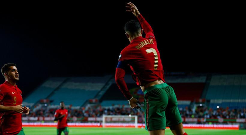 Portekiz 5-0 Lüksemburg MAÇ ÖZETİ