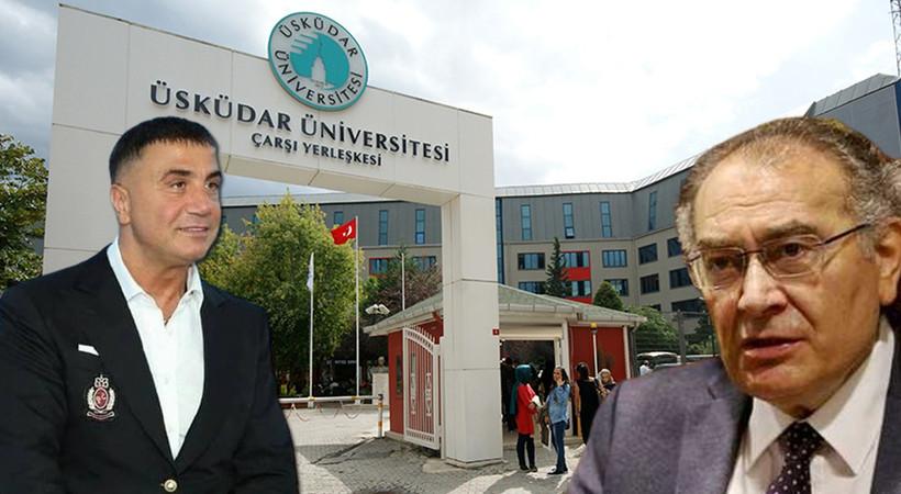 Sedat Peker, Nevzat Tarhan için 'SADAT' ve 'psikolojik harp' iddiasında bulunmuştu... Üsküdar Üniversitesi'nden iddialar hakkında flaş açıklama: Sedat Peker'in elinde bilgi ve belge varsa...