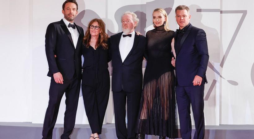 """Ridley Scott'ın yıldızlarla dolu filmi """"Son Düello"""" 15 Ekim'de sinemalarda"""