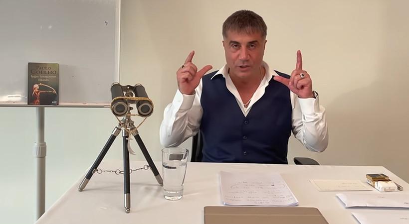 Sedat Peker 2 emniyet müdür yardımcısından 'özür' diledi! Peker, SADAT hakkında yeni açıklama yaptı...