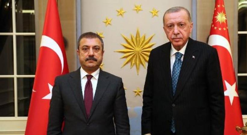 Cumhurbaşkanı Erdoğan'dan kritik görüşme