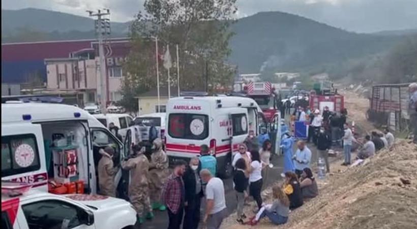Kimya fabrikasındaki patlamada müdür tutuklandı! Bir işçi hayatını kaybetmişti...