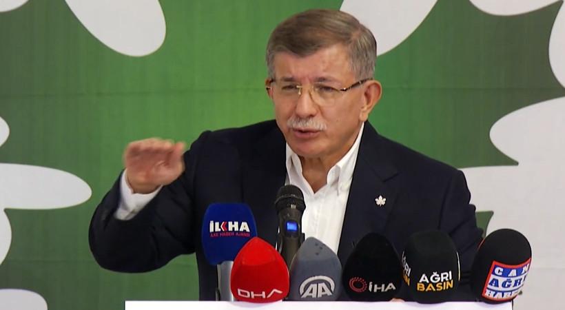 Davutoğlu: Bu cehaletle dolar 12-13 lirayı bulabilir