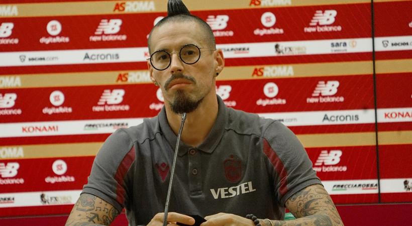 Marek Hamsik Fenerbahçe karşısında yok