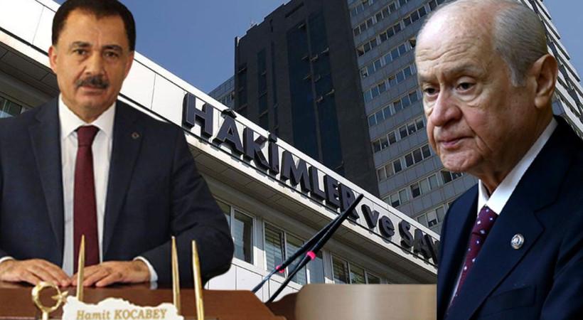 HSK'da istifa depremi... Bir dönem Bahçeli'nin avukatlığın da yapan Hakimler ve Savcılar Kurulu Üyesi Hamit Kocabey istifa etti... Hamit Kocabey kimdir?