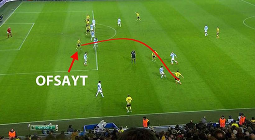FIFA ofsayt kuralını değiştiriyor