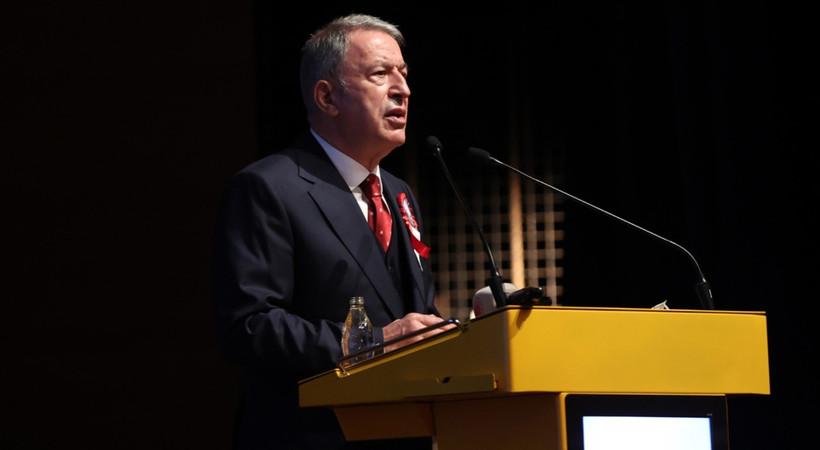 Milli Savunma Bakanı Hulusi Akar'dan SADAT açıklaması