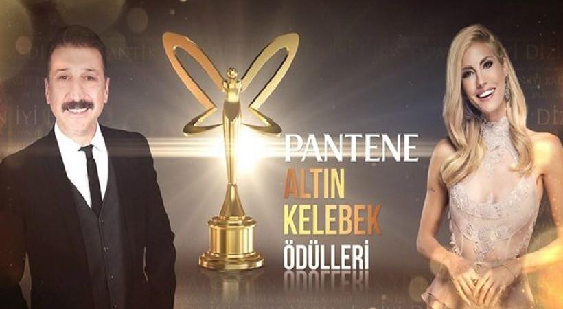 45. Pantene Altın Kelebek Ödülleri sahiplerini buluyor!