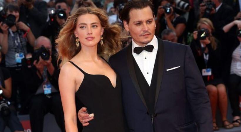 Amber Heard'dan Johnny Depp'e şok suçlama: 'Parmağını kesti ve kanıyla...'