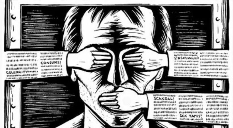 Sansür ve baskılar devam etti, Türkiye 5 sıra yükseldi! İşte, basın özgürlüğü raporu!