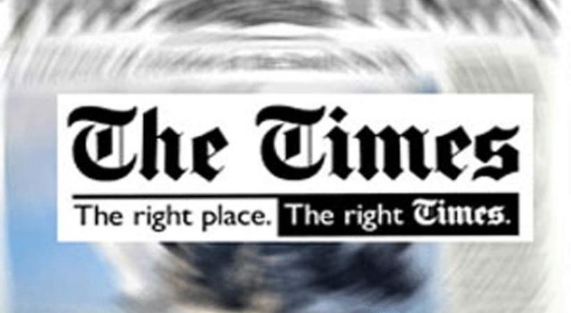 Times'tan Türkiye'yle ilgili dikkat çeken iddia!