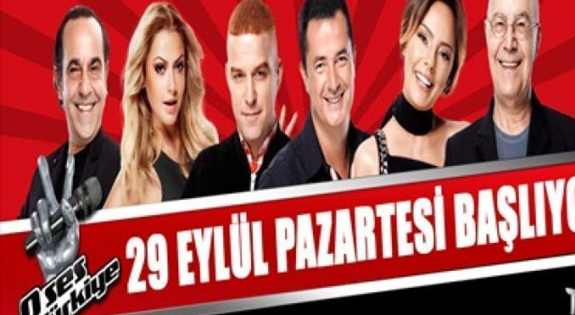 'O Ses Türkiye' yeni kanalında başlıyor