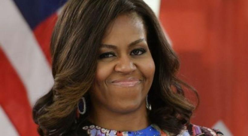 ABD'de 'en çok hayranlık duyulan kadın' Michelle Obama!