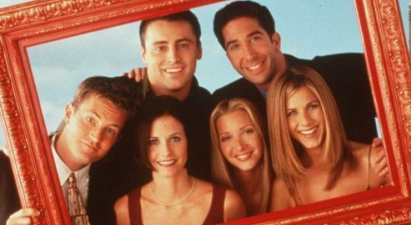 Friends buluşmasından ilk fotoğraf geldi!