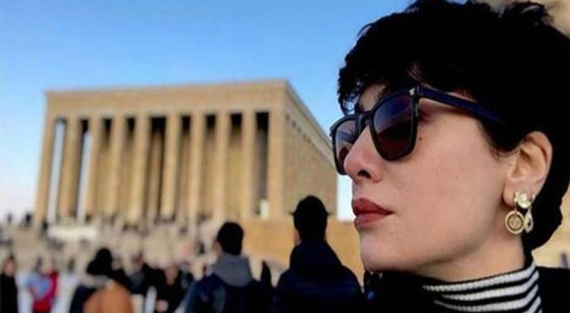 Birce Akalay'dan Atatürk mesajı: 'Bu ismi yok etmeniz imkansız'