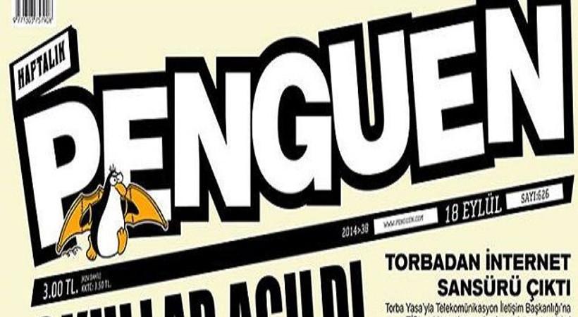 Türkiye gündemi Penguen'in kapağını da karıştırdı!