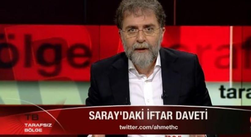 Anadolu Ajansı müdürü konuştu Ahmet Hakan isyan etti!