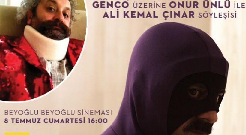 Genco, Onur Ünlü ve Ali Kemal Çınar'ın katılımıyla Beyoğlu  Sineması'nda!