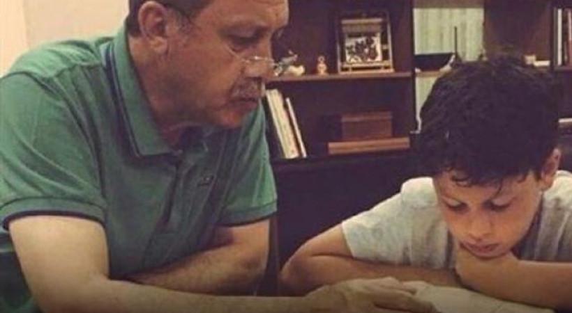 Cumhurbaşkanı Erdoğan o fotoğrafın hikayesini anlattı! Ne zaman çekildi?
