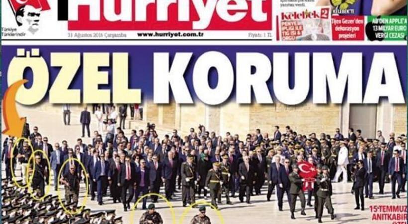 Hürriyet'in çok tartışılan 30 Ağustos manşetine Fehmi Koru sahip çıktı