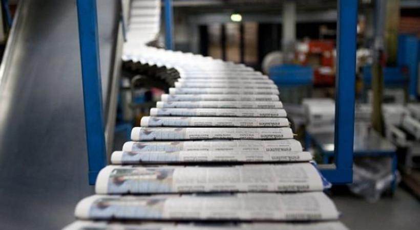2017'nin ilk haftasında hangi gazete kaç adet sattı? İşte, tirajlar...