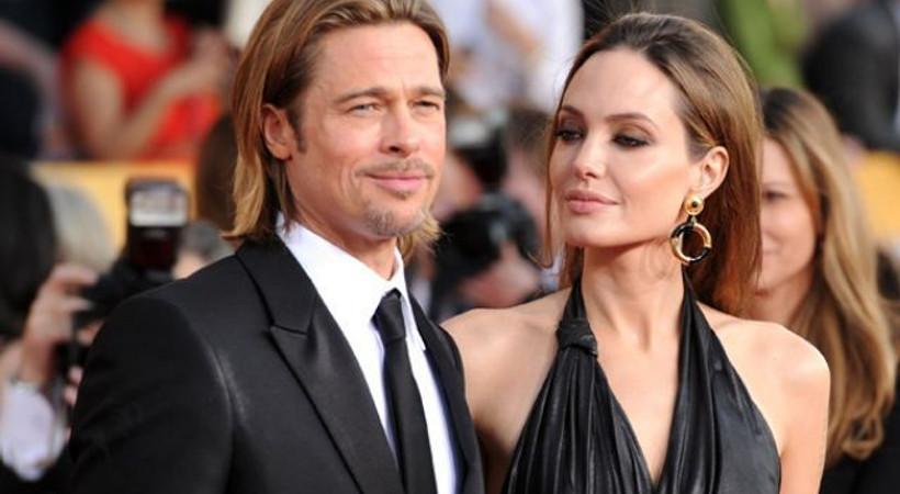 Angelina Jolie ve Brad Pitt o filmde buluşuyor