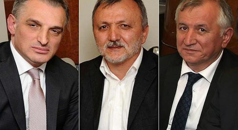 Görevinden alınan Karaalioğlu, Cömert ve Ocaktan'dan ortak açıklama!