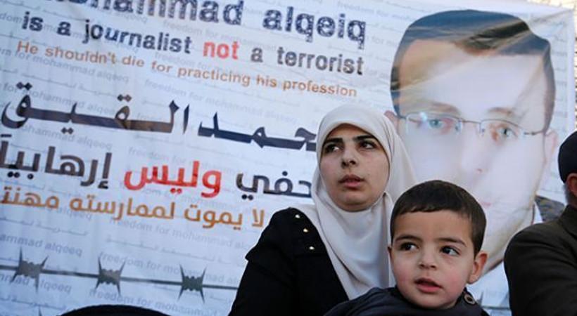 İsrail, konuşma yetisini kaybeden açlık grevindeki gazeteciyi zorla besledi