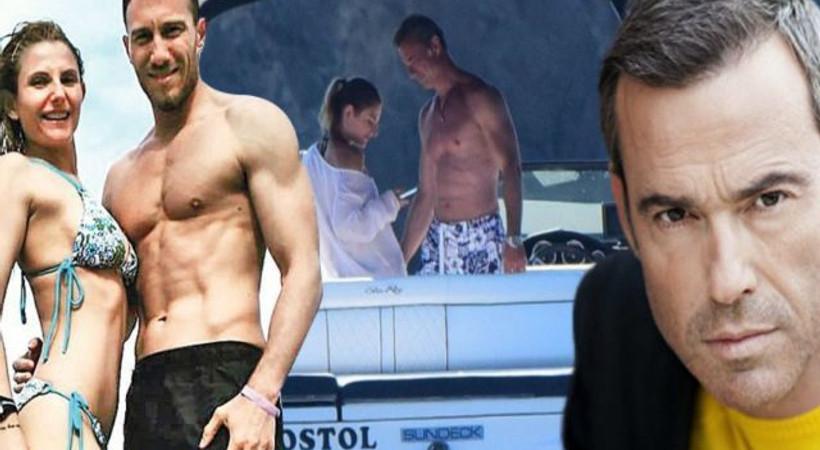 Murat Başoğlu ile görüntüleri çıkmıştı... 2 yıl sonra boşandılar!
