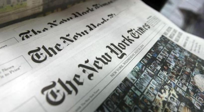 New York Times'tan 'zengin zanlı Zarrab' yazısı: 'Beni yaldızlı kafese kapat!'