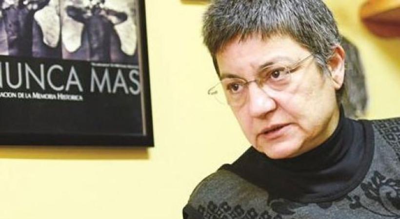 Uluslararası Hrant Dink Ödülü Şebnem Korur Fincancı'nın