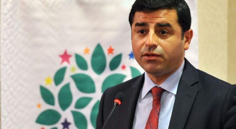 Demirtaş Dağlıca'daki saldırıyı Twitter'dan kınadı!