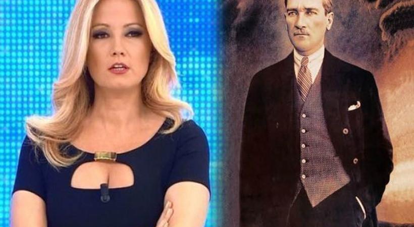 Müge Anlı bombası: Atatürk 8 Kasım'da mı vefat etti?