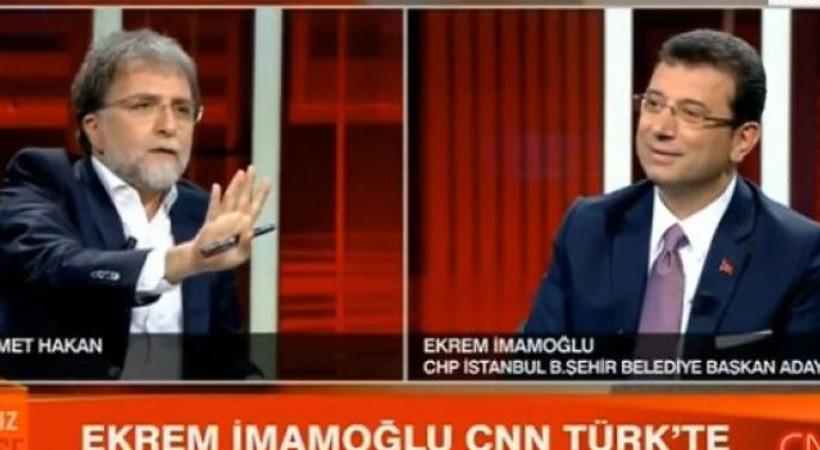 Ahmet Hakan'a Turgay Güler benzetmesi: 23 Haziran'da da Ahmet Hakan oy kazandıracak gibi görünüyor